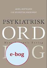 Psykiatrisk ordbog