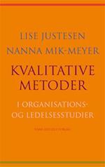 Kvalitative metoder i organisations- og ledelsesstudier