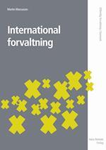 International forvaltning (Offentlig forvaltning i Danmark)