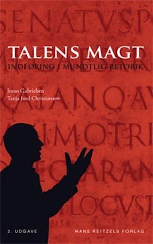 Bog, indbundet Talens magt af Tanja Juul Christiansen, Jonas Gabrielsen