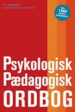Psykologisk pædagogisk ordbog af Mogens Hansen, Ole Varming, Peter Østergaard Andersen