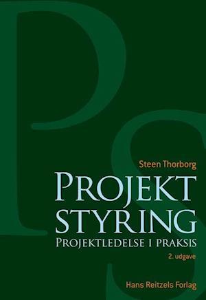 steen thorborg Projektstyring-steen thorborg-bog fra saxo.com