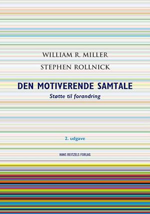 Bog indbundet Den motiverende samtale af Stephen Rollnick William R. Miller
