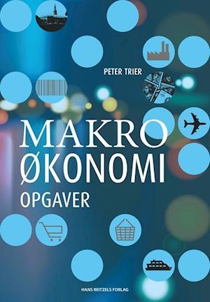 Bog hæftet Makroøkonomi af Peter Trier