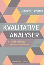 Kvalitative analyser (Socialpædagogisk bibliotek, nr. 7)