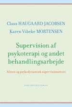 Supervision af psykoterapi og andet behandlingsarbejde