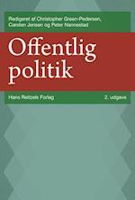 Offentlig politik af Patrick Emmenegger, Carsten Jensen, Peter Nannestad