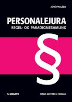 Personalejura - regel- og paradigmesamling