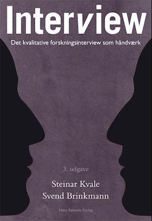 Bog, hæftet Interview af Steinar Kvale, Svend Brinkmann
