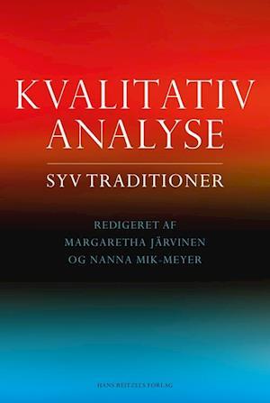 Bog indbundet Kvalitativ analyse af Aksel Tjora Allan Dreyer Hansen Ditte Andersen