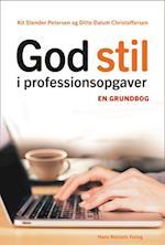 God stil i professionsopgaver af Ditte Dalum Christoffersen, Kit Stender Petersen