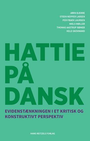 Bog, hæftet Hattie på dansk af Steen Nepper Larsen, Per Fibæk Laursen, Thomas Aastrup Rømer