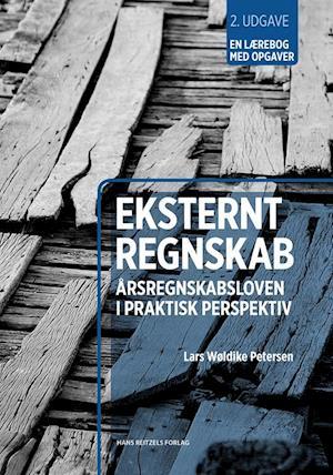 Bog, hæftet Eksternt regnskab af Lars Wøldike Petersen