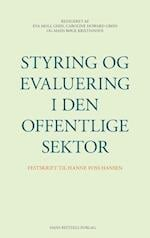 Styring og evaluering i den offentlige sektor
