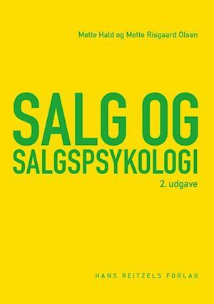 mette hald – Salg og salgspsykologi-mette hald-bog fra saxo.com
