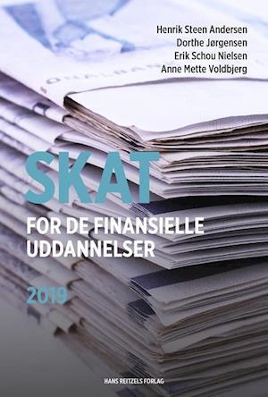 Skat for de finansielle uddannelser fra dorthe jørgensen fra saxo.com