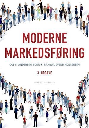 Moderne markedsføring-svend hollensen-bog fra svend hollensen på saxo.com