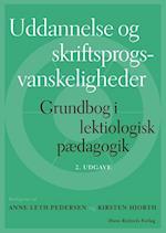 Uddannelse og skriftsprogsvanskeligheder