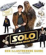 STAR WARS™ - Han Solo - Den illustrerede guide