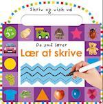 De små lærer - Skriv og visk ud - Lær at skrive (De små lærer)