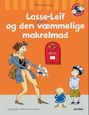 Lasse-Leif og den virkelig væmmelige makrelmad