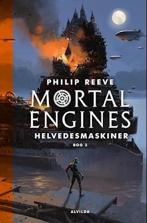 Billede af Mortal Engines 3: Helvedesmaskiner-Philip Reeve-E-bog