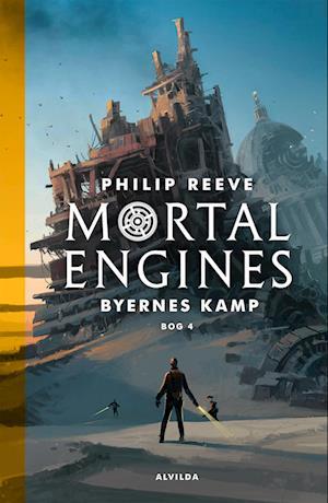 Billede af Mortal Engines 4: Byernes kamp-Philip Reeve-E-bog