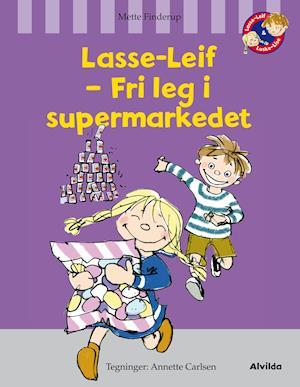 Lasse-Leif - fri leg i supermarkedet
