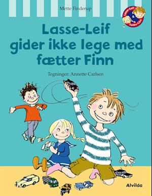 Lasse-Leif gider ikke lege med fætter Finn