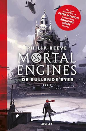 Billede af Mortal Engines 1: De rullende byer-Philip Reeve-Lydbog
