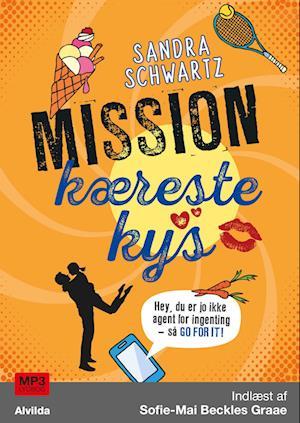 sandra schwartz – Mission kærestekys (3)-sandra schwartz-lydbog på saxo.com