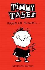 Timmy Taber 1: Ingen er fejlfri ... (Timmy Taber, nr. 1)