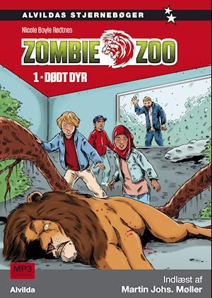 Zombie zoo 1: Dødt dyr