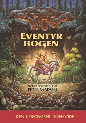 Eventyrbogen - den 1. december: Snehvide af Peter Madsen