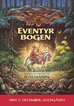 Eventyrbogen - den 17. december: Guldgåsen (Eventyrjulekalenderen, nr. 17)