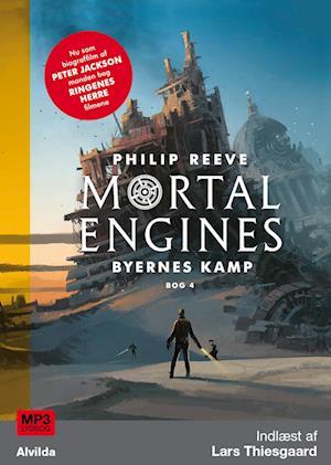 Billede af Mortal Engines 4: Byernes kamp-Philip Reeve-Lydbog