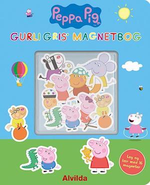 Gurli Gris' magnetbog