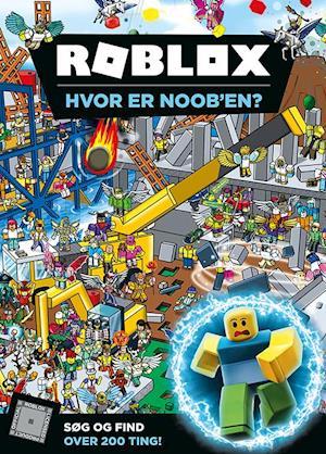 Roblox - hvor er noob'en?
