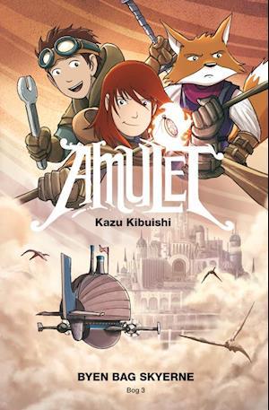 Amulet - byen bag skyerne