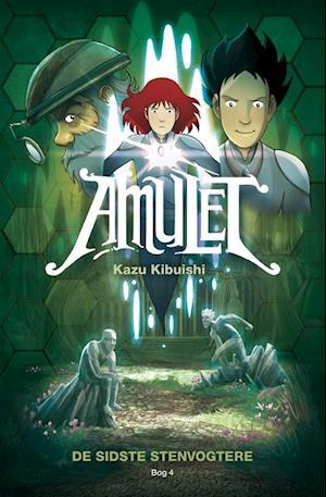 Amulet - de sidste stenvogtere