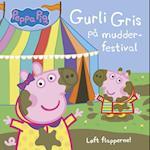 Gurli Gris på mudderfestival