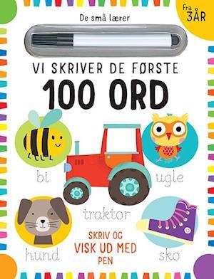 Vi skriver de første 100 ord