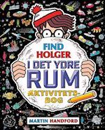 Find Holger - I det ydre rum - Aktivitetsbog