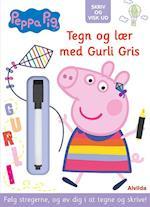 Tegn og lær med Gurli Gris