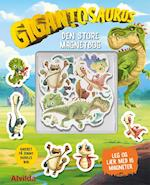 Gigantosaurus - Den store magnetbog