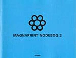 MAGNAPRINT NODEBOG 3 (BLÅ) MP