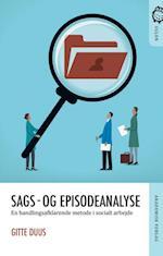 Sags- og episodeanalyse