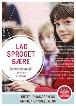 Bog hæftet Lad sproget bære af Britt Johansson Anniqa Sandell Ring