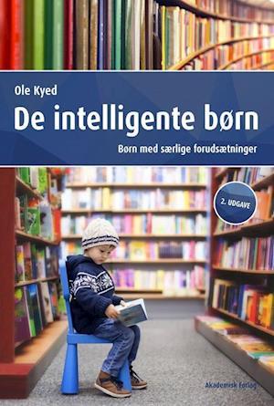 Bog hæftet De intelligente børn af Ole Kyed