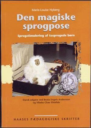 Bog, hæftet Den magiske sprogpose af Marie Louise Nyberg